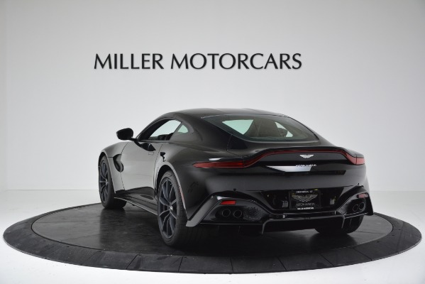 New 2019 Aston Martin Vantage V8 for sale Sold at Aston Martin of Greenwich in Greenwich CT 06830 5