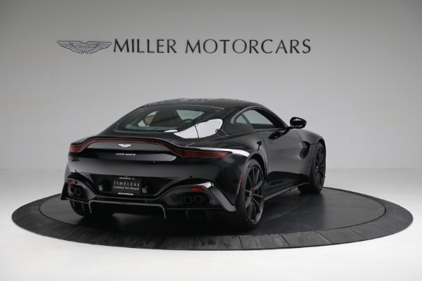 New 2019 Aston Martin Vantage V8 for sale Sold at Aston Martin of Greenwich in Greenwich CT 06830 6