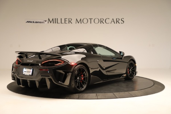 Used 2020 McLaren 600LT Spider for sale $249,900 at Aston Martin of Greenwich in Greenwich CT 06830 13