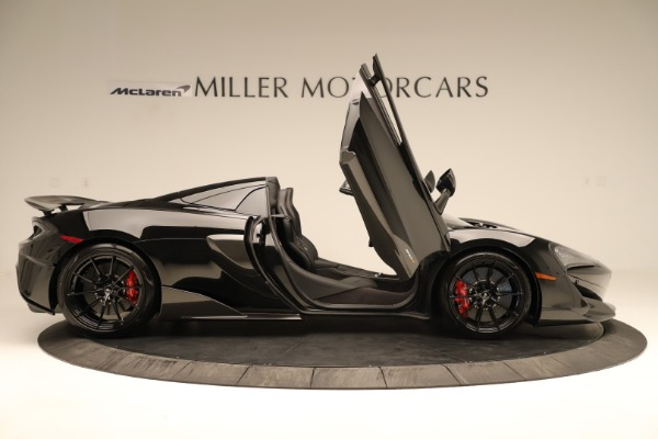 Used 2020 McLaren 600LT Spider for sale $249,900 at Aston Martin of Greenwich in Greenwich CT 06830 22