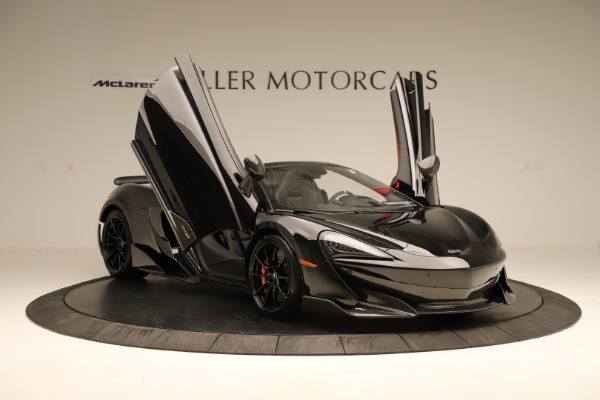 Used 2020 McLaren 600LT Spider for sale $249,900 at Aston Martin of Greenwich in Greenwich CT 06830 23
