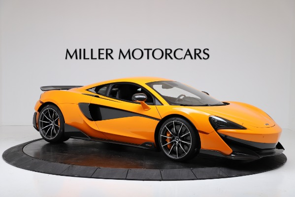 New 2019 McLaren 600LT Coupe for sale Call for price at Aston Martin of Greenwich in Greenwich CT 06830 10
