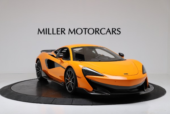 New 2019 McLaren 600LT Coupe for sale Call for price at Aston Martin of Greenwich in Greenwich CT 06830 11