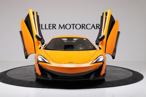 New 2019 McLaren 600LT Coupe for sale Call for price at Aston Martin of Greenwich in Greenwich CT 06830 13