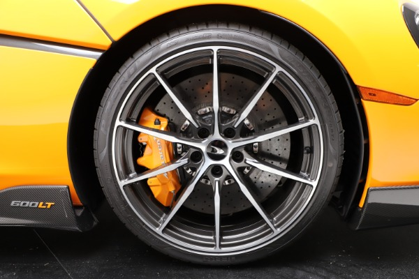 New 2019 McLaren 600LT Coupe for sale Call for price at Aston Martin of Greenwich in Greenwich CT 06830 14