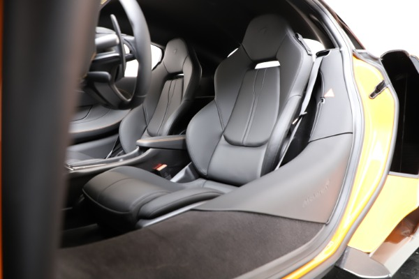 New 2019 McLaren 600LT Coupe for sale Call for price at Aston Martin of Greenwich in Greenwich CT 06830 17