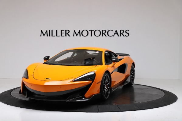 New 2019 McLaren 600LT Coupe for sale Call for price at Aston Martin of Greenwich in Greenwich CT 06830 2