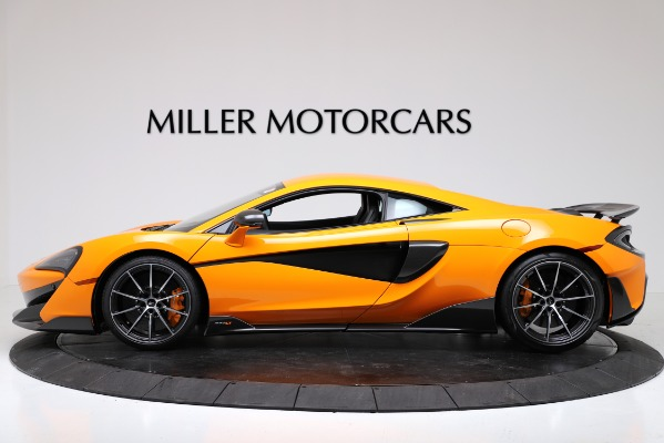 New 2019 McLaren 600LT Coupe for sale Call for price at Aston Martin of Greenwich in Greenwich CT 06830 3