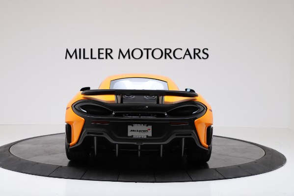 New 2019 McLaren 600LT Coupe for sale Call for price at Aston Martin of Greenwich in Greenwich CT 06830 6
