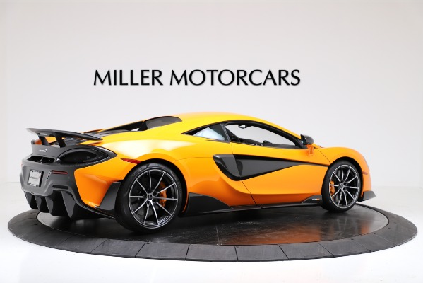 New 2019 McLaren 600LT Coupe for sale Call for price at Aston Martin of Greenwich in Greenwich CT 06830 8