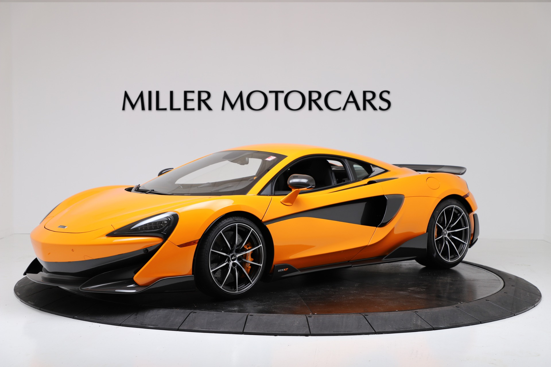 New 2019 McLaren 600LT Coupe for sale Call for price at Aston Martin of Greenwich in Greenwich CT 06830 1