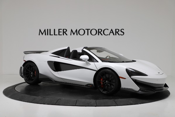 New 2020 McLaren 600LT Convertible for sale Sold at Aston Martin of Greenwich in Greenwich CT 06830 10