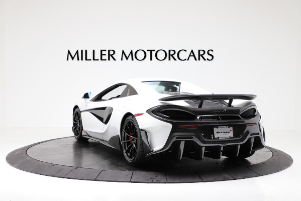 New 2020 McLaren 600LT Convertible for sale Sold at Aston Martin of Greenwich in Greenwich CT 06830 15