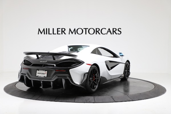 New 2020 McLaren 600LT Convertible for sale Sold at Aston Martin of Greenwich in Greenwich CT 06830 16