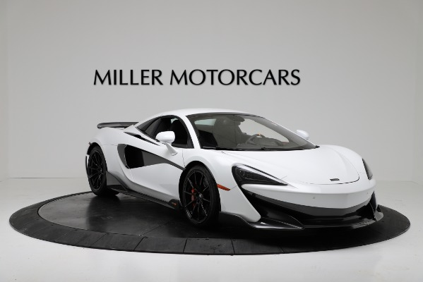 New 2020 McLaren 600LT Convertible for sale Sold at Aston Martin of Greenwich in Greenwich CT 06830 18