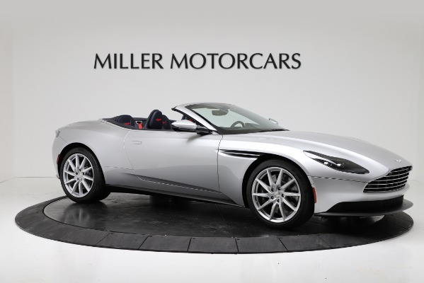 Used 2019 Aston Martin DB11 Volante for sale $209,990 at Aston Martin of Greenwich in Greenwich CT 06830 10