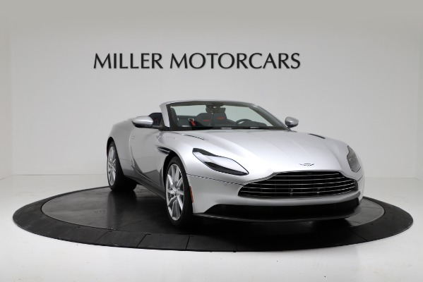Used 2019 Aston Martin DB11 Volante for sale $209,990 at Aston Martin of Greenwich in Greenwich CT 06830 11