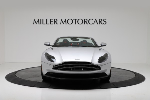 Used 2019 Aston Martin DB11 Volante for sale $209,990 at Aston Martin of Greenwich in Greenwich CT 06830 12