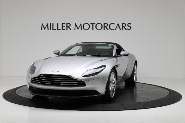 Used 2019 Aston Martin DB11 Volante for sale $209,990 at Aston Martin of Greenwich in Greenwich CT 06830 13