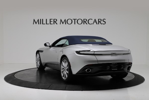 Used 2019 Aston Martin DB11 Volante for sale $209,990 at Aston Martin of Greenwich in Greenwich CT 06830 15