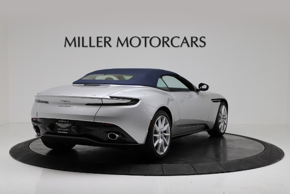 Used 2019 Aston Martin DB11 Volante for sale $209,990 at Aston Martin of Greenwich in Greenwich CT 06830 16