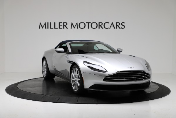 Used 2019 Aston Martin DB11 Volante for sale $209,990 at Aston Martin of Greenwich in Greenwich CT 06830 18