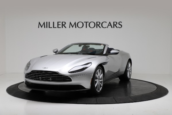 Used 2019 Aston Martin DB11 Volante for sale $209,990 at Aston Martin of Greenwich in Greenwich CT 06830 2