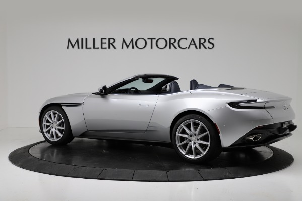 Used 2019 Aston Martin DB11 Volante for sale $209,990 at Aston Martin of Greenwich in Greenwich CT 06830 4