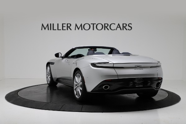 Used 2019 Aston Martin DB11 Volante for sale $209,990 at Aston Martin of Greenwich in Greenwich CT 06830 5