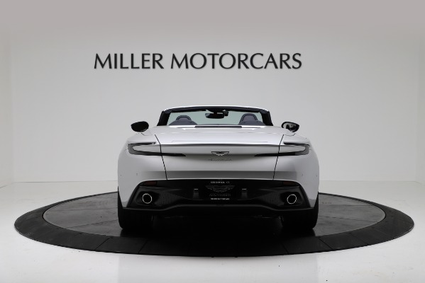 Used 2019 Aston Martin DB11 Volante for sale $209,990 at Aston Martin of Greenwich in Greenwich CT 06830 6