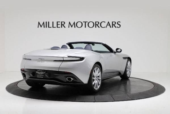Used 2019 Aston Martin DB11 Volante for sale $209,990 at Aston Martin of Greenwich in Greenwich CT 06830 7