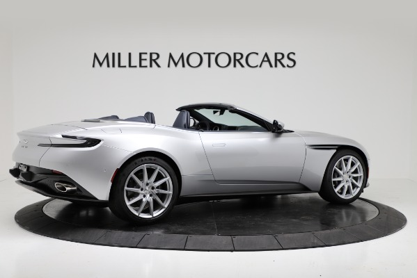 Used 2019 Aston Martin DB11 Volante for sale $209,990 at Aston Martin of Greenwich in Greenwich CT 06830 8