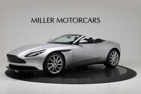 Used 2019 Aston Martin DB11 Volante for sale $209,990 at Aston Martin of Greenwich in Greenwich CT 06830 1