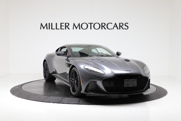 New 2019 Aston Martin DBS Superleggera Coupe for sale Sold at Aston Martin of Greenwich in Greenwich CT 06830 10