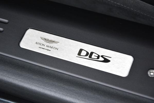 New 2019 Aston Martin DBS Superleggera Coupe for sale $354,221 at Aston Martin of Greenwich in Greenwich CT 06830 20