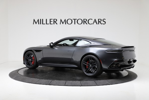 New 2019 Aston Martin DBS Superleggera Coupe for sale Sold at Aston Martin of Greenwich in Greenwich CT 06830 4