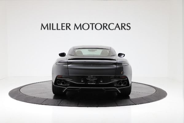 New 2019 Aston Martin DBS Superleggera Coupe for sale Sold at Aston Martin of Greenwich in Greenwich CT 06830 5