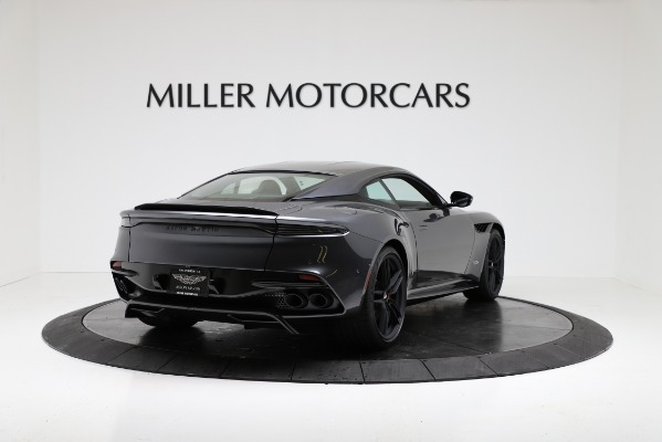 New 2019 Aston Martin DBS Superleggera Coupe for sale Sold at Aston Martin of Greenwich in Greenwich CT 06830 6