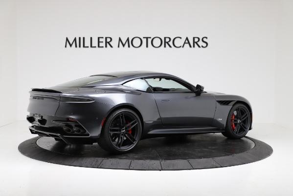 New 2019 Aston Martin DBS Superleggera Coupe for sale $354,221 at Aston Martin of Greenwich in Greenwich CT 06830 7