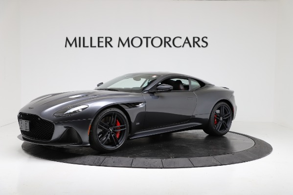 New 2019 Aston Martin DBS Superleggera Coupe for sale Sold at Aston Martin of Greenwich in Greenwich CT 06830 1