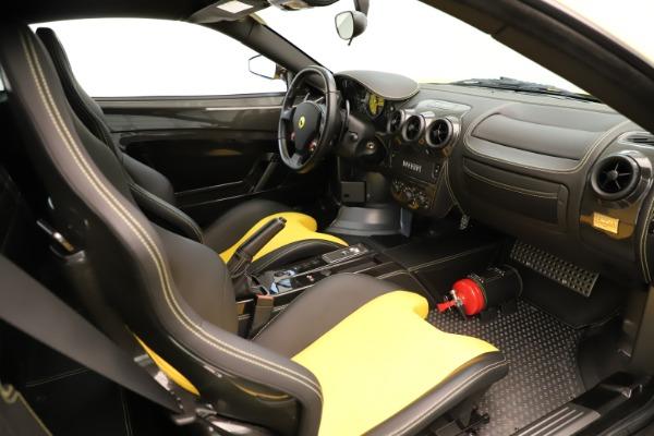 Used 2008 Ferrari F430 Scuderia for sale Sold at Aston Martin of Greenwich in Greenwich CT 06830 17