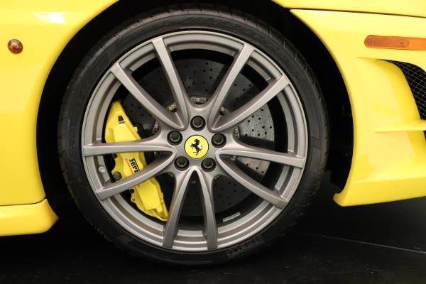Used 2008 Ferrari F430 Scuderia for sale Sold at Aston Martin of Greenwich in Greenwich CT 06830 20