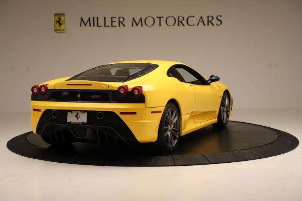 Used 2008 Ferrari F430 Scuderia for sale Sold at Aston Martin of Greenwich in Greenwich CT 06830 7