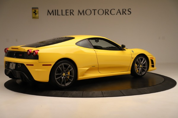 Used 2008 Ferrari F430 Scuderia for sale Sold at Aston Martin of Greenwich in Greenwich CT 06830 8
