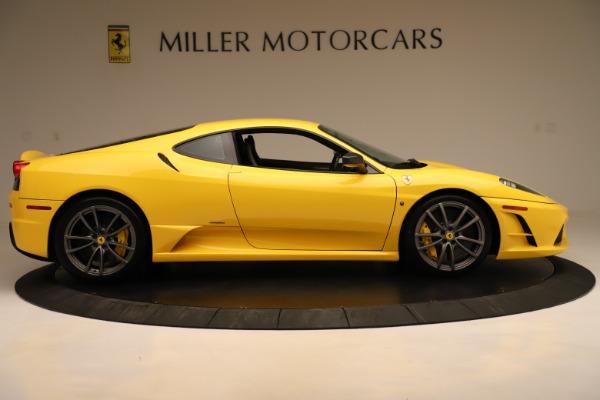 Used 2008 Ferrari F430 Scuderia for sale Sold at Aston Martin of Greenwich in Greenwich CT 06830 9