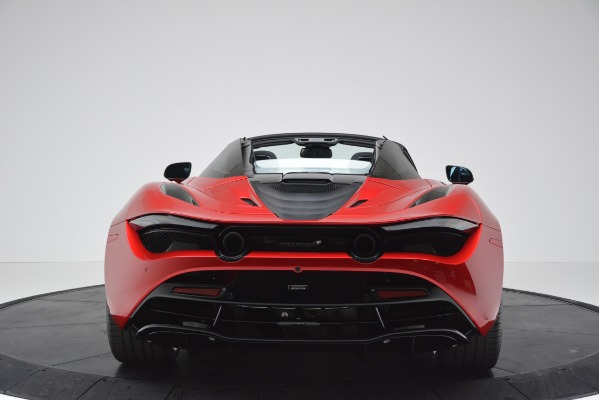 New 2020 McLaren 720S SPIDER Convertible for sale Sold at Aston Martin of Greenwich in Greenwich CT 06830 20