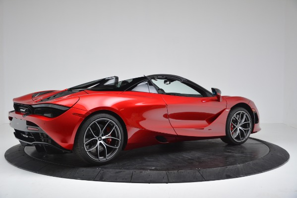 New 2020 McLaren 720S SPIDER Convertible for sale Sold at Aston Martin of Greenwich in Greenwich CT 06830 23