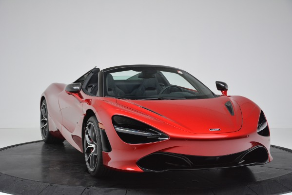 New 2020 McLaren 720S SPIDER Convertible for sale Sold at Aston Martin of Greenwich in Greenwich CT 06830 26