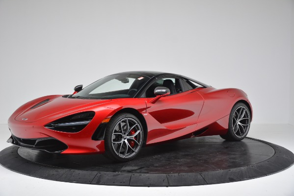 New 2020 McLaren 720S SPIDER Convertible for sale Sold at Aston Martin of Greenwich in Greenwich CT 06830 4
