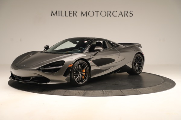 New 2020 McLaren 720S SPIDER Convertible for sale Sold at Aston Martin of Greenwich in Greenwich CT 06830 10